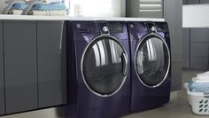 grape washer/dryer, love it!