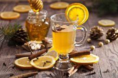 Herbata korzenna z pomarańczą