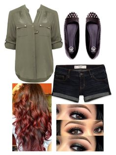 Summer by ashleesailor on Polyvore featuring polyvore, fashion, style, Forever New, Abercrombie & Fitch, 2b bebe, women's clothing, women's fashion, women, female, woman, misses and juniors