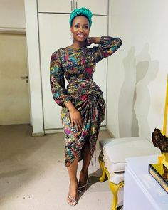 Short African Dresses, African Inspired Fashion, Latest African Fashion Dresses, African Print Dresses, African Print Fashion, Ankara Dress Styles, African Traditional Dresses, African Attire, Classy Dress