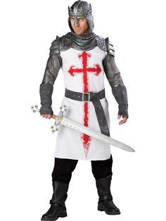Medieval Viking Fancy Yell Color Cotton Cap Dress King Man Movie hot deal