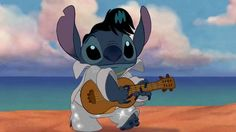 Reasons lilo and stich is the best Disney movie. And what other Disney movie was hip enough to feature the music of Elvis throughout? Disney Stitch, Lilo And Stitch 3, Stitch Movie, Big Hero 6 Characters, Cartoon Characters, Film Disney, Disney Art, Disney Love, Disney Magic
