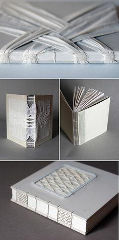 Inspiration: Bookbinding Ideas