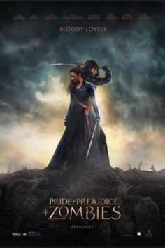 My review of PRIDE AND PREJUDICE AND ZOMBIES: