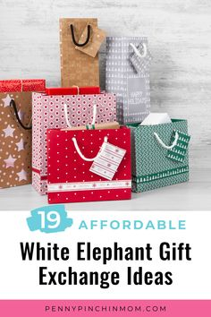 Festive times are upon us! Learn what a white elephant gift exchange is and get some fun