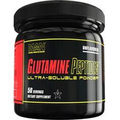 MAN Glutamine Peptides 50 Servings