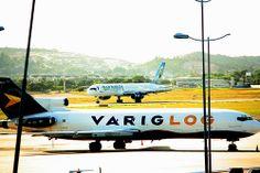 VarigLog B727 freighter   Flickr - Photo Sharing!