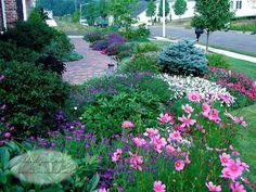 Bahçede Çiçek Resimleri, Gül Resimleri, Özel Düzenlenmiş Bahçe Çiçekleri, Bahçe Düzenlemesi, Muhteşem Bahçeler, Güzelim Bahçeler, Misler Gibi Bahçeler, Çiçek Bahçeleri, Cottege Garden