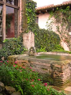 Casa Santo Domingo, Antigua Guatemala.