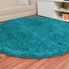 """Hochflor Teppiche Shaggy die so weich und fluffig sind wie der Name ihrer Kollektion - """"Fluffy""""."""