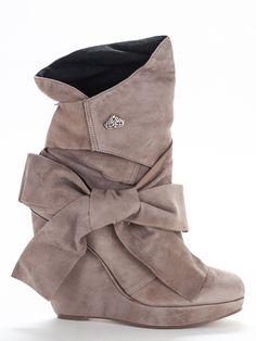 Fornarina nude boots