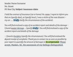 Sample acceptance cover letter sample cover letter for acceptance of sample insurance claim letter httpresumesdesignsample insurance altavistaventures Gallery