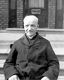Saint André Bessette, C.S.C., (9 August 1845 – 6 January 1937), born Alfred Bessette and since his canonization sometimes known as Saint André of Montreal, was a lay Brother of the Congregation of Holy Cross and a significant figure of the Roman Catholic Church among French-Canadians, credited with thousands of reported miraculous healings.