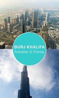 Ein Besuch auf dem Burj Khalifa gehört zu jeder Dubai-Reise dazu. Wir zeigen dir, welche der vielen Ticket-Optionen für das Burj Khalifa die beste ist. Mehr dazu auf unserem Blog.