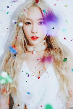 さらに、透明度UPなテヨンです ❆ Dear Santa-TaeTiSeo 1000×1500 - Taeyeon Candy News ☺ Snsd