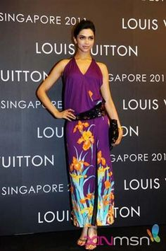 deepika padukone- louis vuitton singapore opening