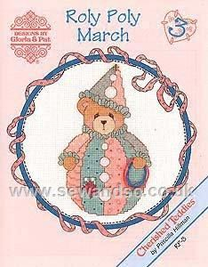 ROLY POLY CHERISHED TEDDIES - MARCH 1/2