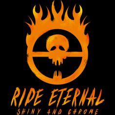 Ride Eternal mens shirt #VictorMares http://geek.ragebear.com/091fk