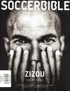 zizou soccer bible magazine issue #4 from $20.0