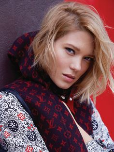 Designer Clothes, Shoes & Bags for Women Jason Kim, Seydoux, Blue Is The Warmest Colour, Famous Models, French Actress, Beautiful Actresses, Hollywood Actresses, Blond, Beautiful People