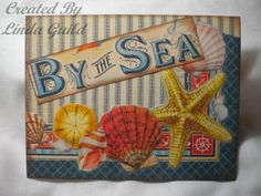 Nothin' Fancy: Graphic 45 By The Sea Cards