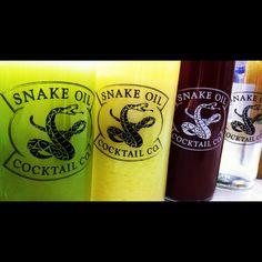 Snake Oil Cocktail Co.