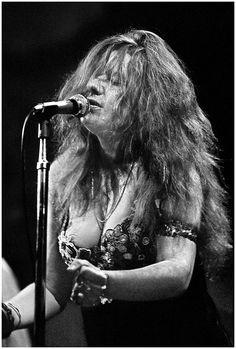 Janis Joplin, Rhode Island 1968 Elliot Landy