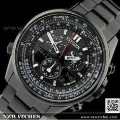 Buy Citizen Eco-Drive chronograph military world time Mens Watch JR3174-50E- Buy Watches Online | Citizen NZ Watches