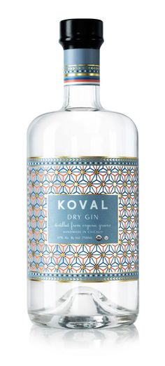 KOVAL Dry Gin on Packaging of the World - Creative Package Design Gallery