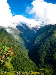 Snow Peaks, Nepal
