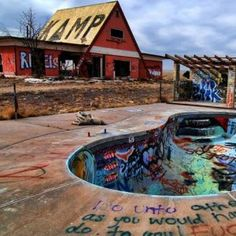 Off The Deep End: 12 Abandoned Swimming Pools | 2 | Urbanist