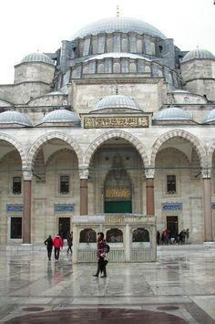 Mezquita de Süleymaniye obra de Mimar Sinan Foto: Miguel Ángel Otero Soliño