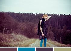 *Lovely Clusters - The Pretty Blog: Color Inspiration
