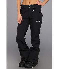 Volcom Snow Boom Insulated Pant Black