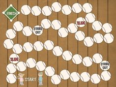 Baseball speech game Follow us at www.gr8speech.com and meet Gr8 Speech therapists.