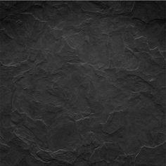 Papier peint sur papier Ardoise noir - CASTORAMA