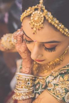 Beautiful Bridal Shoot By Puja Kedia | WedMeGood Find More Bridal Photographs By Puja Kedia on wedmegood.com #wedmegood #weddingphotography #photography