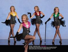 chicago bustle dance costume