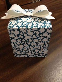 Envelope Punch Board Box...! envelop punch, board box, punchboard
