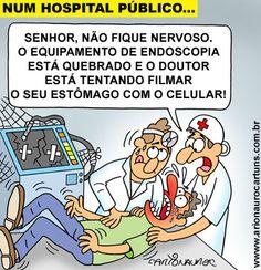 Endoscopia hospital público...