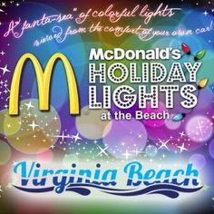 12 Best Christmas Virginia Beach Images