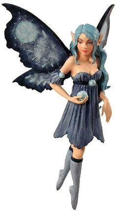 Fairy Diva Full Moon pinned with Bazaart