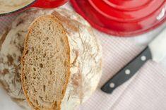 Chleb razowy - Wholewheat bread