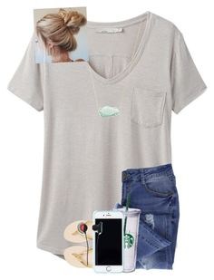 """""""my heart caves in when I look at you"""" by hhaileyyyy on Polyvore featuring MANGO, prAna, Essie, Havaianas, Lilly Pulitzer, Kendra Scott and Forever 21"""