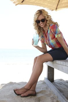 The Crocs™ Sexi flip is a must-have for summer wardrobes - it's easy to wear and can be paired with just about anything.