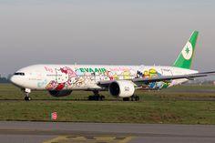 https://flic.kr/p/CH7nu8 | Boeing 777-35EER Eva Air B-16703 (CDG)