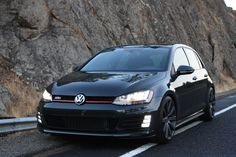 Before and after VWR Springs - Page 7 - GOLFMK7 - VW GTI MKVII Forum / VW Golf R Forum / VW Golf MKVII Forum