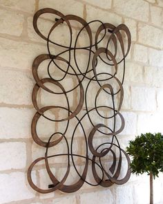 Outdoor Wall Decorations best designs for outdoor wall art: astonishing outdoor wall art