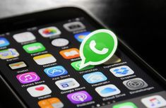 The messaging app (WhatsApp) has released an update for iOS users. Under this update, Now 8 iPhone users will have the option to make a video call and audio calls bring in the gathering at the same group. Smartphone, App Store, Interface Android, Der Ludwig, Whatsapp Tricks, Instant Money, Instant Messaging, Sayings, Apps