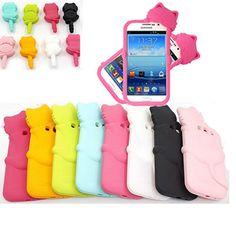 3D Soft Silikon Hülle Tasche Case Cover Für Samsung Galaxy Grand Neo I9060/I9062